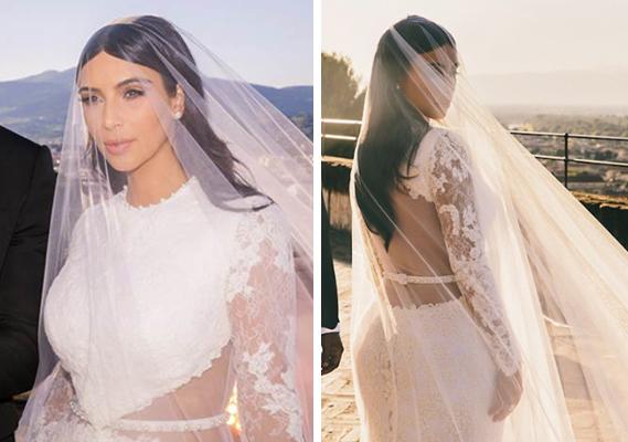 10 robes de mariée de célébrités les plus chères | L ...