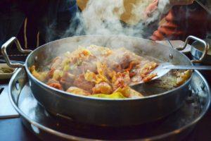 Direction la Corée du Sud et ses spécialités culinaires