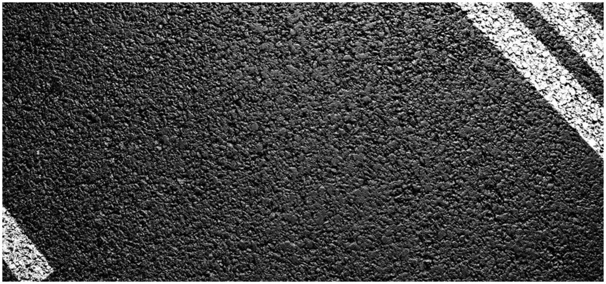 asphalte revêtement antidérapant